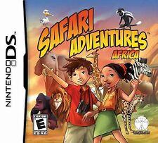 Safari Adventures: Africa DS