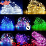 USB 5M / 10M / 20M LED Copper Wire String Indoor Outdoor Decoration Fairy Light