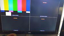 AVITECH MCC-8004U - 4 quad HD-SDI Multiviewer 1080i/720p, SD-SDI, DVI