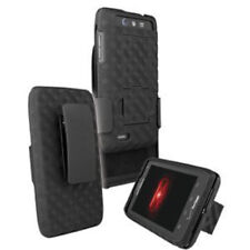 Motorola Droid 4 Shell Holster Combo with Kick Stand XT894