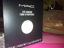 """MAC Eye Shadow REFILL  """" VANILLA """" NEW IN BOX AUTHENTIC FROM A MAC STORE"""