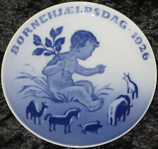 1926 Royal Copenhagen kinderhilfstag/Children's help Day Bing Grondahl