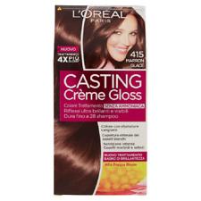Crème Colorant Coloration Teinte de Cheveux Casting N.415 Marron Glace Couleur