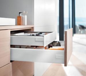Blum Tandembox Antaro INNER Drawer Set M Height Grey