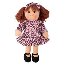 Hopscotch Collectibles Rag Doll – Evelyn 35cm
