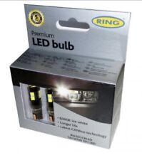 Ring 12v W5W 501  RW501CBLED Canbus Error Free 6000K White LED Side Light Bulbs
