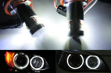 Error Free LED H8 For BMW Angel Eye Halo Light 3-series E90 E92 E82 E88 E70 E89