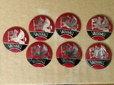 x7 VAUXHALLVictor Viva Magnum Badge Gear Knob Key Fob Auto Car Emblem Alexander