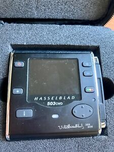 Hasselblad V System CWD CFV16 Back with Card Battery Charger Cover Case AWESOME