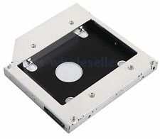 2ND SATA HARD DRIVE HDD SSD Caddy Kit for ASUS G51jx-a1 M51va N61 Samsung R540