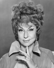 "AGNES MOOREHEAD IN THE ABC TV SHOW ""BEWITCHED"" - 8X10 PUBLICITY PHOTO (ZZ-410)"