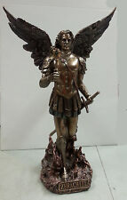 Angel Statue Saint Zerachiel Zachariel Healing and Sun Statue Figure #WU74981A4