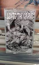 LED TO THE GRAVE - BANE EXISTENCE - CASSETTE (NEW/SEALED/RARE) FREE SHIPPING