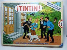 TINTÍN JUEGO DE INTRIGA Y AVENTURAS -NUEVO Y PRECINTADO-