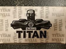 KWIKSET TITAN 730CA 15 RCL RCS Satin Nickel Entry Door LOCKSET NIB