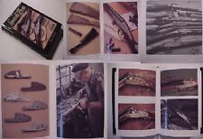SPANISH BsFn SHOT GUN making:Civil War walnut stock wood Grulla AyA Garbi Eibar+