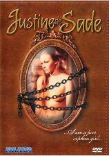 Justine De Sade- DVD 1972 Alice Arno Chantal Broquet (Blue Underground) OOP