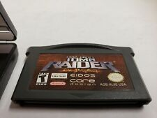 Lara Croft Tomb Raider: The Prophecy Game Boy Advance *Authentic* & Tested!