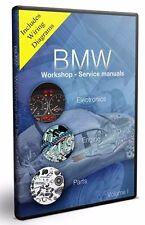 BMW TIS, WDS, ETK, EPC, ETM Dealer Service Repair Workshop Manual 1982-2008..