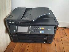 Imprimante et scanner A3/A4/A5 Epson Workforce WF-7620