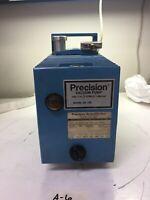 Precision DD 195 1/3 HP Vacuum Pump Fast Shipping!