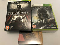 Dishonored Special Edition (Microsoft Xbox 360, 2012)sealed Cards Game Used