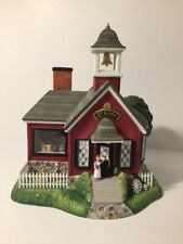 Partylite, Olde World Village, School House