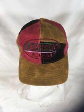 Rayon Las Vegas Nevada Hat Cap Snap Retro Colors Souvenir