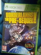 XBOX 360 BORDERLANDS THE PRE-SEQUEL xbox360 precintado