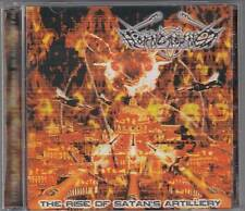 Horncrowned-The Rise of Satan 's Artillery (CD 2003/4) black/death!!!