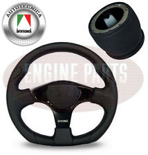 AUTOTECNICA MALOO LEATHER STEERING WHEEL BOSS KIT HOLDEN HQ HX HJ HZ WH UTE