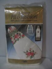 Pressing Supply Co. Floral Ironing Cover & Pad Set New Made In Usa