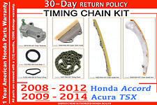 GENUINE HONDA 2008-2012 ACCORD    2009-2014 ACURA TSX 2.4 K24 TIMING CHAIN SET