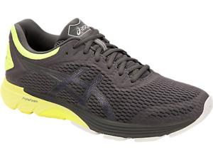 Mens Asics GT - 4000 1011A163-020 Running Shoe Dark Grey / Safety Yellow