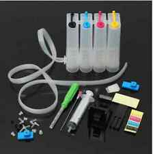 4 Colors refillable Ink Cartridge CISS fitting for Canon with Gimlet Ink clip