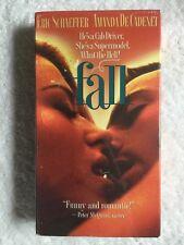 Fall (NEW SEALED VHS) Eric Schaeffer, Amanda De Cadenet RARE HTF
