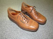 MENS MEPHISTO ABEL AIR RELAX GOODYEAR WELT DERBY LEATHER WALKING SHOES SIZE 10
