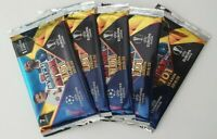 5 x Sealed Packs 2019 2020 Match Attax 101 UEFA Champions Soccer Trading Cards