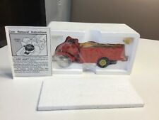1/34 SCALE FIRST GEAR DIECAST 1952 GMC FUEL TANKER, SHELL OIL COMPANY 28-0105