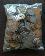 Play Money - Coins 96 Pieces Set Learning Pretend