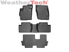 WeatherTech Floor Mats FloorLiner for Mitsubishi Outlander - 2014-2017 - Black
