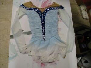 Sharene Girl ice skating dress Size CXL
