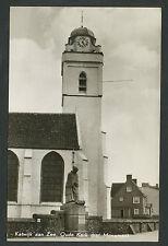 Katwijk aan Zee  Oude Kerk met Monument