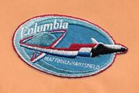 "SHUTTLE COLUMBIA STS-4   4 1/2 "" PATCH"
