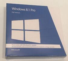 Microsoft Windows 8.1 Pro 32 & 64 bit with Product Key DVD Sealed