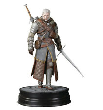 The Witcher 3 Wild Hunt Geralt of Rivia Dark Horse Modell Statue Figuren Figur