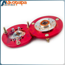 Camber Plates fit E36 Drift BMW top mounts for coilover Front x2 Domlager ATP