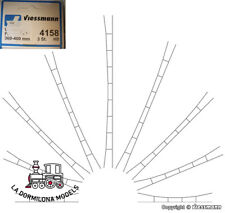 VIESSMANN 4158 H0 Universal-Fahrdraht 360 – 400 mm, 3 Stück / (c56)