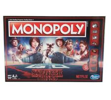 Stranger Things Monopoly Board Game - Brand New in Box! Fast Free Shipping!