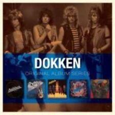 Dokken - Original Album Series 5 CD Set 2009 Rhino